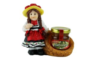 black forest lady