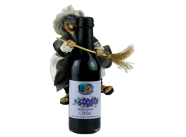 blueberry wine with witch