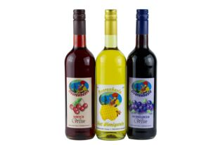 three kinds fruitwine