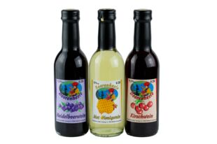 triple pack fruit wine