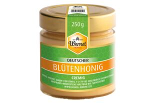 german blossom honey creamy