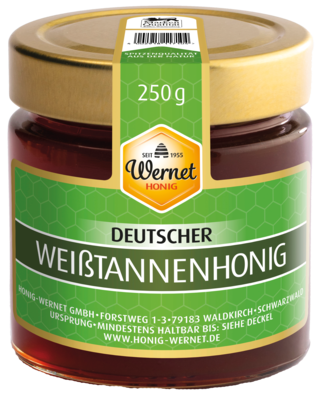 white fir honey from the black forest
