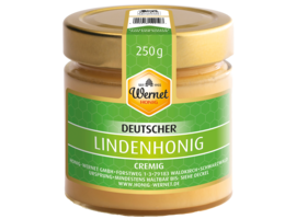 german linden honey