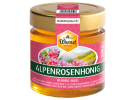 alpine rose honey