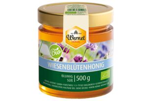 organic blossom honey