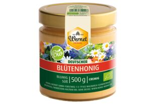 german organic blossom honey