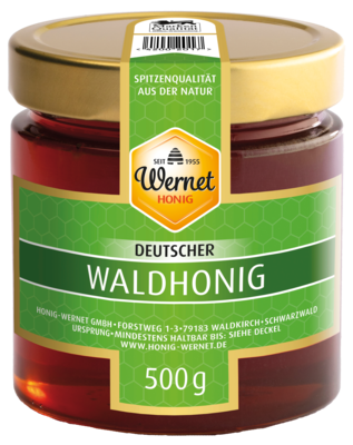 german forest honey